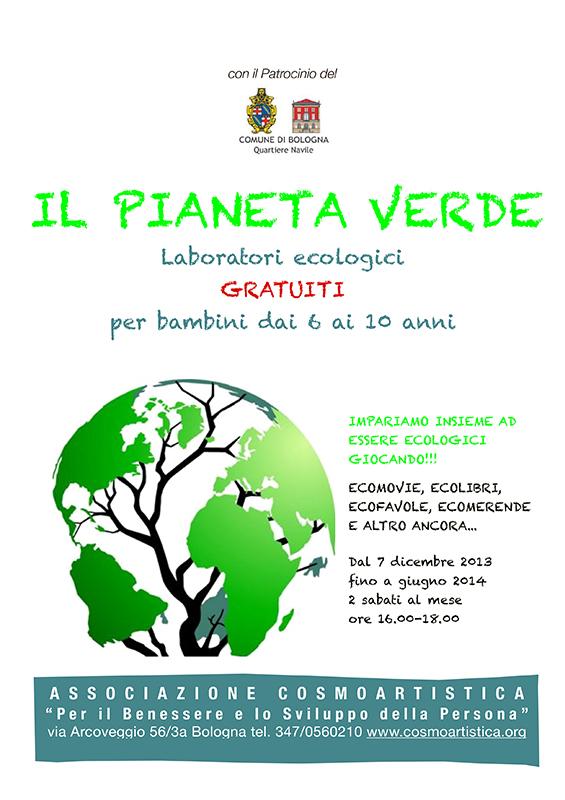 Il pianeta verde