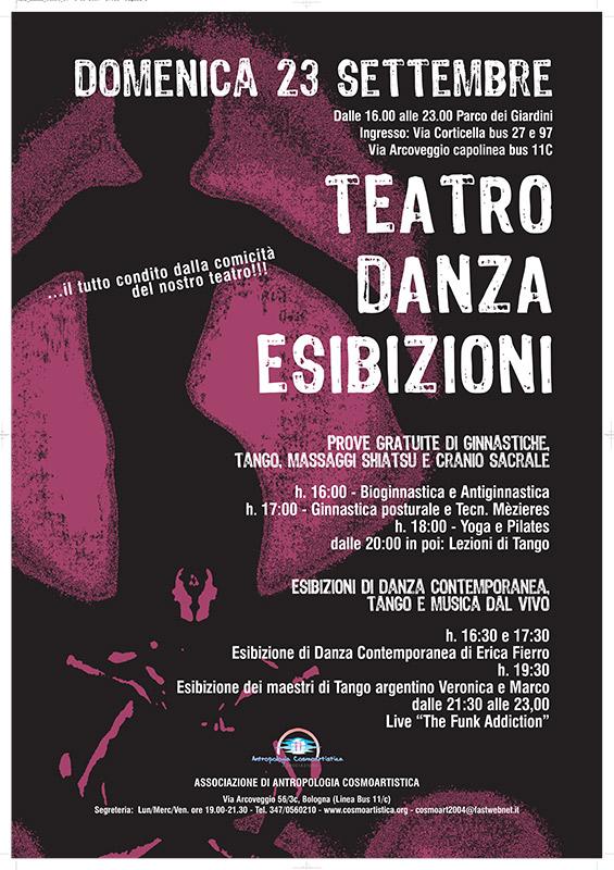 Teatro danza esibizioni