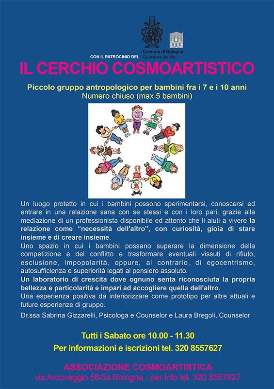 Il cerchio cosmoartistico